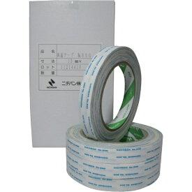 ニチバン NICHIBAN 両面テープ 800H-10 (1箱20巻)