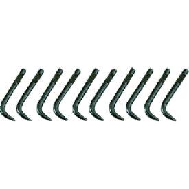 京都機械工具 KYOTO TOOL スナップリングプライヤ先端クローセット 曲型Ф1.5[10本組] SPC0210