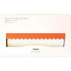 トラスコ中山 不織布ロールウエス 230mm×50m ポップアップボックス TFW50P