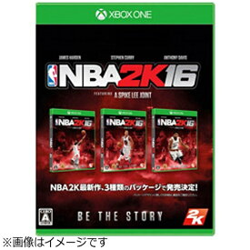 テイクツー・インタラクティブ Take-Two Interactive NBA 2K16【Xbox Oneゲームソフト】[NBA2K16]