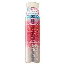 カネボウ Kanebo SALA(サラ)デオドラントクールローション(サラ スウィートローズの香り)(90g)