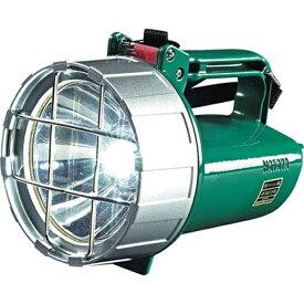 ハタヤリミテッド HATAYA 防爆型ケイタイランプ 3W 電池式 PEP03D