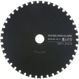 アイウッド IWOOD 鉄人の刃 スーパーハイクラス Φ125 99452