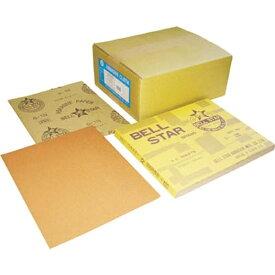ベルスター研磨材工業 BELL STAR ABRASIVE MFG 洋紙 研磨紙 50枚入 #100 YBS100S《※画像はイメージです。実際の商品とは異なります》