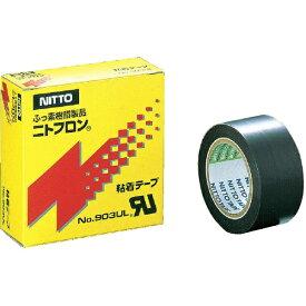 日東 Nitto ニトフロン粘着テープ No.903UL 0.08mm×25mm×10m 903X08X25《※画像はイメージです。実際の商品とは異なります》