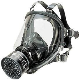 重松製作所 SHIGEMATSU WORKS 直結式防毒マスク中濃度タイプ GM164