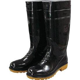 福山ゴム工業 FUKUYAMA RUBBER 耐油長靴先芯入り ガロア#1ブラック3L GLA13LB