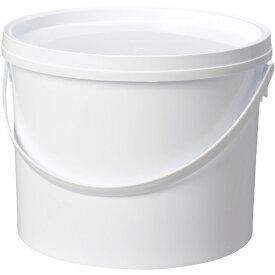 DICプラスチック ディーアイシープラスチック DSPシリ-ズFタイプ 5F蓋付 白 DSP5F