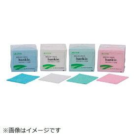 東京メディカル TOKYO MEDICAL 業務用ふきん ハンキー 35x30cm グリーン 100枚入 FT132《※画像はイメージです。実際の商品とは異なります》
