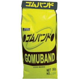 オカモト okamoto ゴムバンド 1KG袋入 310 (1袋1300本)