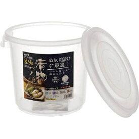 リス RISU シール容器 深丸 15型 GSIS429《※画像はイメージです。実際の商品とは異なります》