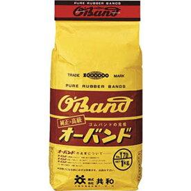 共和 KYOWA オーバンド1KG #25 GK027 (1袋300本)《※画像はイメージです。実際の商品とは異なります》