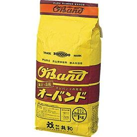 共和 KYOWA オーバンド 1kg#210 GJ106 (1袋1950本)