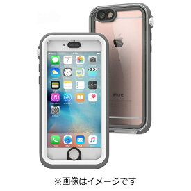 トリニティ Trinity iPhone 6s/6用 完全防水ケース ホワイト Catalyst CT-WPIP154-WT[CTWPIP154WT]
