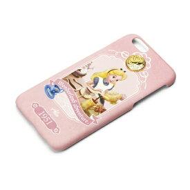 PGA iPhone 6s/6用 ハードケース アンティークコレクション ディズニー・アリス PG-DCS940ALC