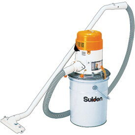 スイデン Suiden 万能型掃除機(乾湿両用クリーナー集塵機)100Vペールタンク SPV101ATP