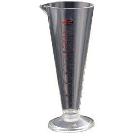 サンプラテック SANPLATEC メートルグラス 100ml TPX製 6506