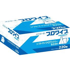 大王製紙 Daio Paper エリエールプロワイプソフトマイクロワイパーS220 703153 (1ケース15840枚)