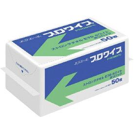 大王製紙 Daio Paper プロワイプストロングタオルE70 ホワイトポリパック 70330750枚×18パック
