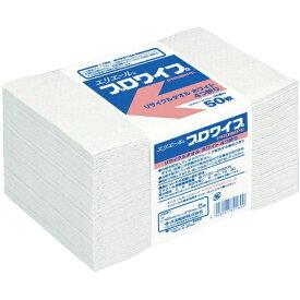 大王製紙 Daio Paper エリエールプロワイプリサイクルタオル帯どめ50枚 703149