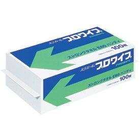 大王製紙 Daio Paper プロワイプ ストロングタオル E60ハンディ100 16パック入 623237