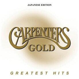 ユニバーサル ミュージック カーペンターズ/カーペンターズ・ゴールド(再発) 【CD】