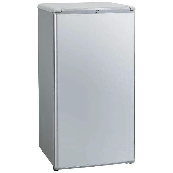 【標準設置費込み】 AQUA 1ドア冷蔵庫 (75L) AQR-81E-S メタリックシルバー