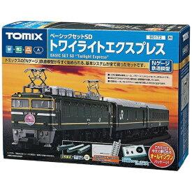 TOMIX トミックス 【Nゲージ】ベーシックセットSD トワイライトエクスプレス