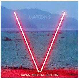 ユニバーサルミュージック マルーン5/V - ジャパン・スペシャル・エディション 【CD】