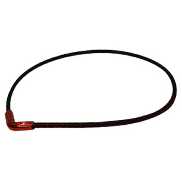 ファイテン PHITEN RAKUWAネックX50 Vタイプ(メタリックレッド/50cm) 0215TG681053[0215TG681053]