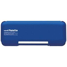 三菱鉛筆 MITSUBISHI PENCIL [ペンケース] ユニ パレット 両開きふでばこ 青 P-1000BT 300