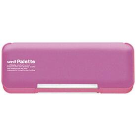 三菱鉛筆 MITSUBISHI PENCIL [ペンケース] ユニ パレット 両開きふでばこ ピンク P-1000BT 301