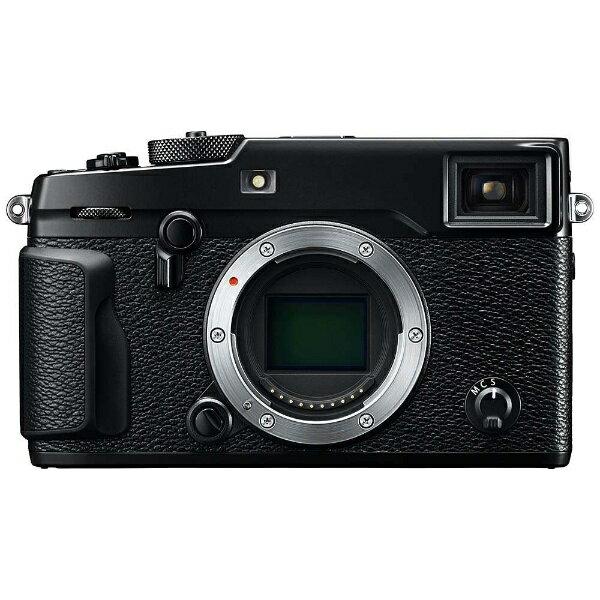 【送料無料】 富士フイルム FUJIFILM FUJIFILM X-Pro2【ボディ(レンズ別売)/ミラーレス一眼カメラ】[FXPRO2]