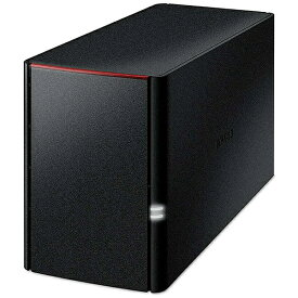 BUFFALO バッファロー LS220DN0402B 外付けHDD ブラック [据え置き型 /4TB][LS220DN0402B]