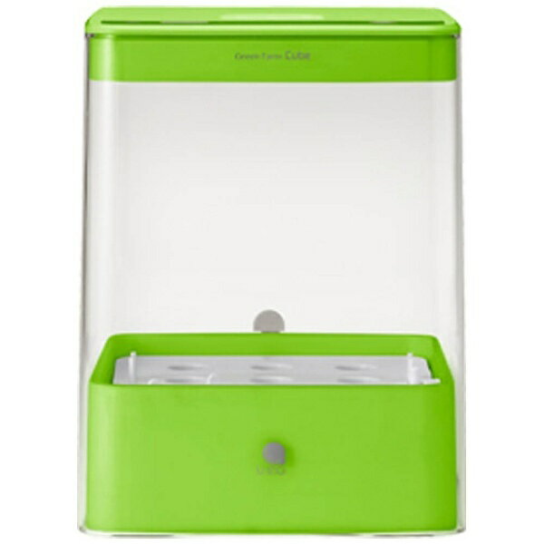 ユーイング UING 水耕栽培器(Green Farm Cube) UHCB01G1-G