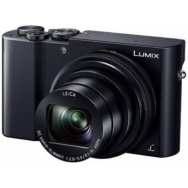 【送料無料】 パナソニック Panasonic コンパクトデジタルカメラ LUMIX(ルミックス) DMC-TX1(ブラック)[DMCTX1]