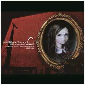 エイベックス・エンタテインメント Avex Entertainment Acid Black Cherry/2015 arena tour L-エル- LIVE CD 【CD】【発売日以降のお届けとなります】