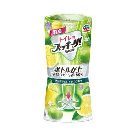 アース製薬 Earth トイレのスッキーリ!Sukki-ri! プレミアムシトラスの香り(400ml)〔消臭剤・芳香剤〕【rb_pcp】