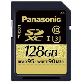 パナソニック Panasonic SDXCカード SDUCシリーズ RP-SDUC128JK [128GB /Class10][RPSDUC128JK]