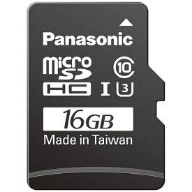 パナソニック Panasonic microSDHCカード SMGBシリーズ RP-SMGB16GJK [16GB /Class10][RPSMGB16GJK]