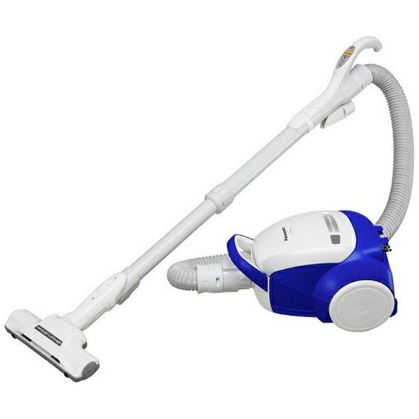 【送料無料】 パナソニック Panasonic MC-PB6A-A 紙パック式掃除機 ブルー [紙パック式][MCPB6A] panasonic