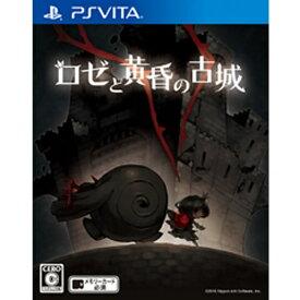 日本一ソフトウェア Nippon Ichi Software ロゼと黄昏の古城 通常版【PS Vitaゲームソフト】