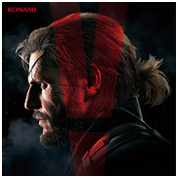 ソニーミュージックマーケティング (ゲーム・ミュージック)/METAL GEAR SOLID 5 ORIGINAL SOUNDTRACK 【CD】【発売日以降のお届けとなります】