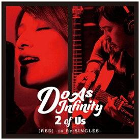 エイベックス・エンタテインメント Avex Entertainment Do As Infinity/2 of Us [RED] -14 Re:SINGLES-(DVD付) 【CD】