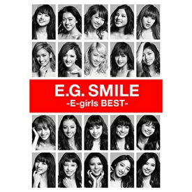 エイベックス・エンタテインメント Avex Entertainment E-girls/E.G. SMILE -E-girls BEST-(3Blu-ray Disc+スマプラ付) 【CD】