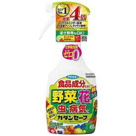 フマキラー FUMAKILLA カダン セーフ 450ml 〔忌避剤・殺虫剤 〕