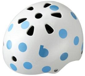 ブリヂストン BRIDGESTONE 幼児用ヘルメット bikkeキッズヘルメット(ドットブルー/46〜52cm) CHBH4652