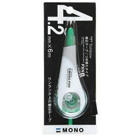 トンボ鉛筆 Tombow [修正テープ] モノPXN (幅4.2mm×長さ6m) CT-PXN4