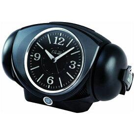セイコー SEIKO 目覚まし時計 ULTRA RAIDEN(ウルトラライデン) 黒 NR441K [アナログ][NR441K]