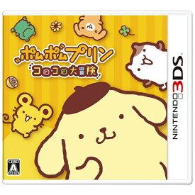 ロケットカンパニー ROCKET ポムポムプリン コロコロ大冒険【3DSゲームソフト】
